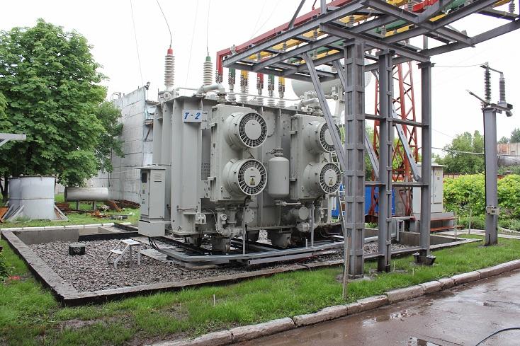 Новий трансформатор Т-2 734 pic